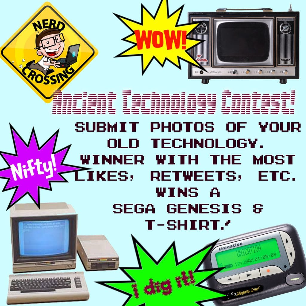 Ancient Technology Contest