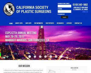 california society of plastic surgeons nerd crossing