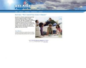 kel aire old website